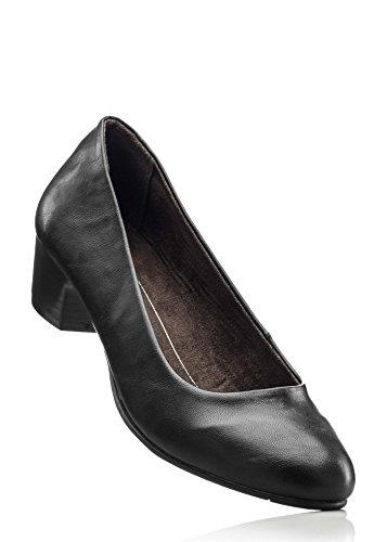 Jana 22360-001, Scarpe col tacco donna Nero