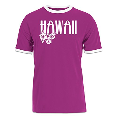 Camiseta-contraste-Hawaii-by-Shirtcity
