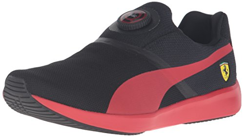 Puma Disc SF Synthétique Chaussure de Course Puma Black-Rosso Corsa