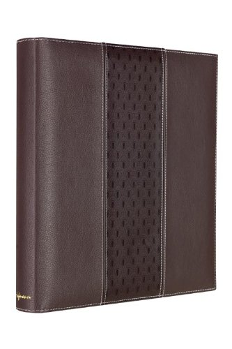 Valencia 6x4.5 Slip-in Album -Brown by Hofmann (Slip Valencia)