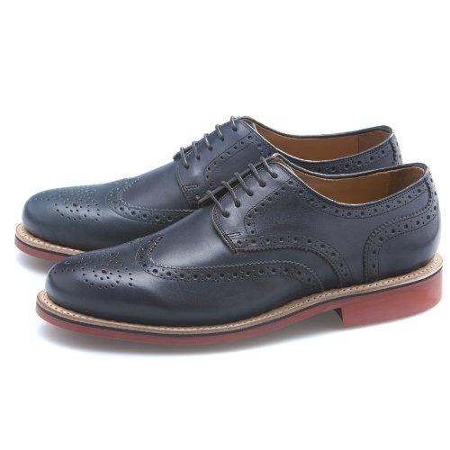 Gordon & Bros - Levet, Derby|#64 Uomo Blu (Blau (jeans blue dainite))