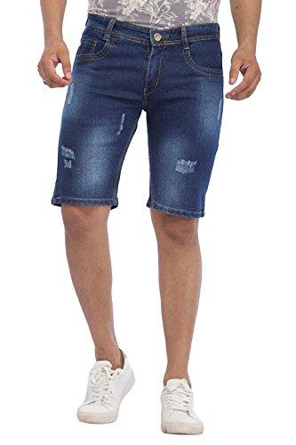 Trendy Trotters Denim Shorts