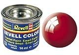 Revell couleur de peinture 14ml brillant Ardiente Rouge