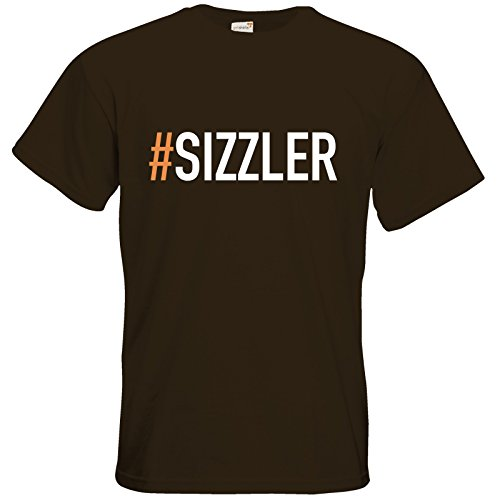 getshirts - SizzleBrothers Merchandise Shop - T-Shirt - SizzleBrothers - Grillen - Sizzler Chocolate