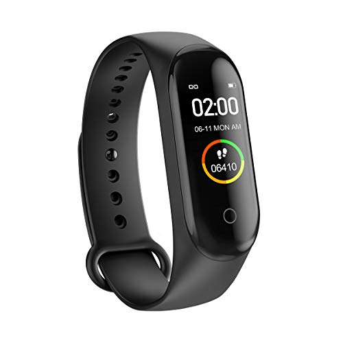 MINGRONG M4 Waterproof Health Tracker