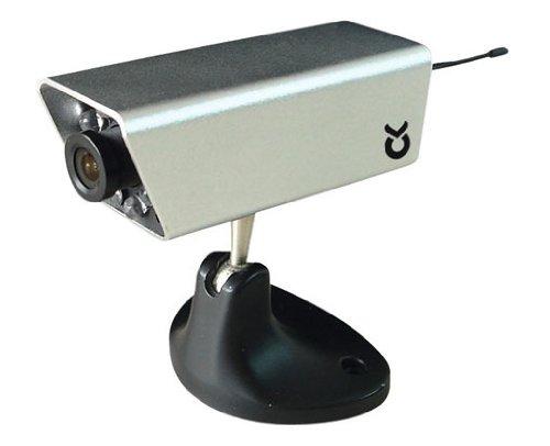 """Kerbl 322080 Anhängerkameraset 2,4 GHz 2,5"""" Monitor"""
