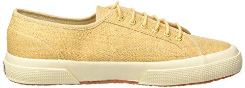 Superga 2750-Raffiau, Baskets mixte adulte beige (Beige (White Natural))