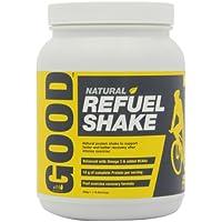 Good Hemp Nutrition Refuel Shake with Hemp Protein Chocolate 500g