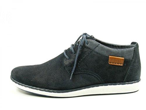 Rieker 17801-14 Chaussures de ville homme Blau