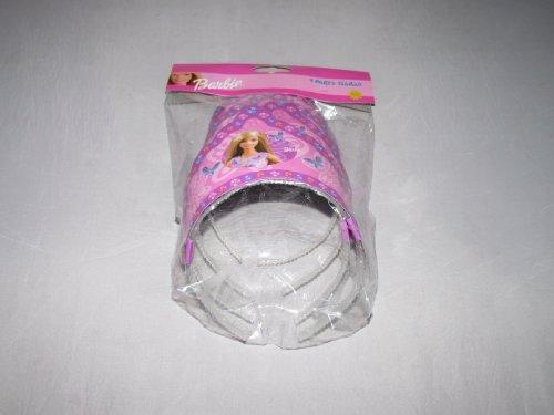 Barbie Party 4Stück Tiaras (Prinzessin Kronen)