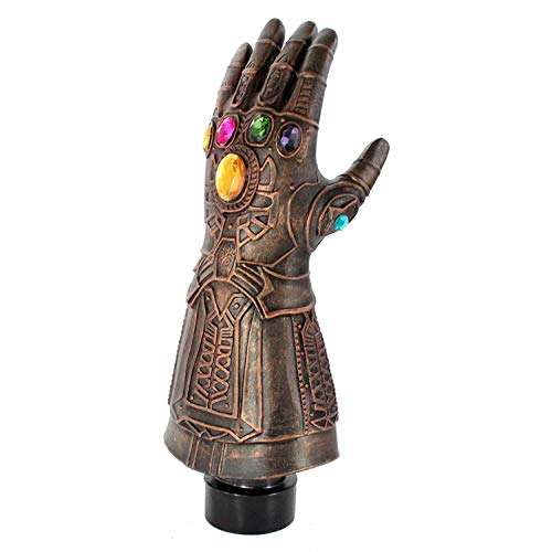 HITSAN INCORPORATION Thanos Mask Infinity Gauntlet Avengers Infinity War Cosplay Gloves Helmet Thanos Masks Halloween Party Props Dropshipping