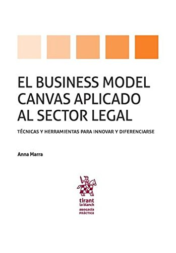 El Business Model Canvas Aplicado al Sector Legal (Abogacía práctica)