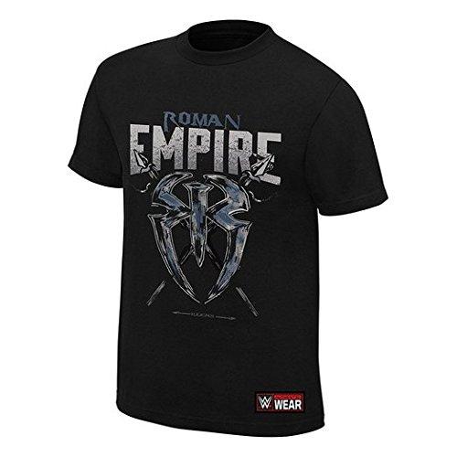 roman-reigns-roman-empire-authentic-t-shirt-l-apparel