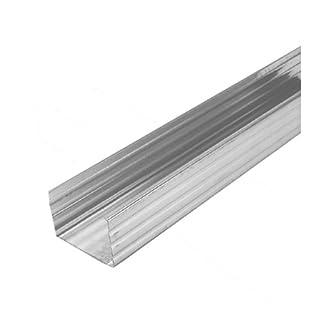 8 Stab je 4m CW Wandprofil 50mm Trockenbauprofil Ständerwerk Trennwand U- Profil