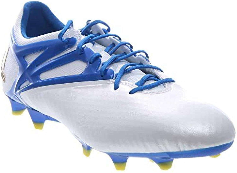 Adidas Messi 15.1 Terreno Compatto Compatto Compatto Tacchetti [Calcio Bianco] (6.5) | Materiale preferito  7bb6f3