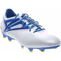 Adidas Messi 15.1 suelo firme Tacos [de fútbol blanco] ...