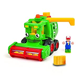 WOW Toys 10120Z Harvey Harvester
