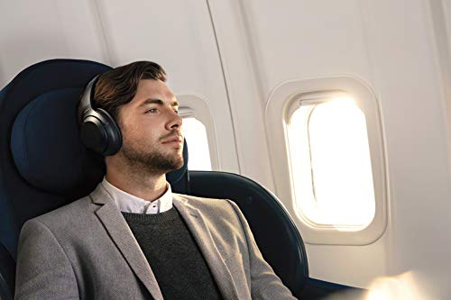 Sony WH-1000XM3 Wireless Industry Leading Noise Cancellation Headphones with Alexa (Black) Image 6