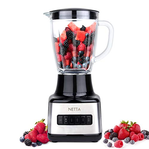 NETTA Table Blender with Glass J...
