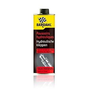Bardahl Additif pour poussoirs hydrauliques, dissout et élimine les dépôts, 300 ml