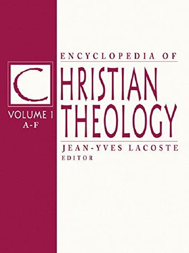 Encyclopedia of Christian Theology: 3-volume set (English Edition)