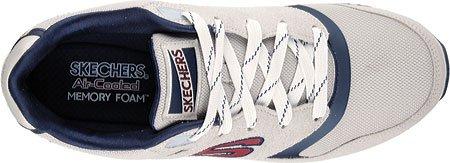 Skechers 52350 NTBL Natural/Blue