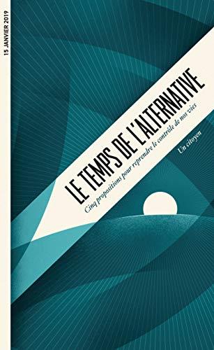 Couverture du livre Le temps de l'alternative