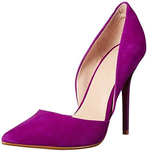 uBeauty Damen Stilettos Slip On Seite Hohl Pumps High Heels ...