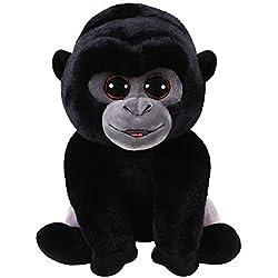 Ty Beanie Babies Bo, Gorila, 23 cm (United Labels Ibérica 96326TY)