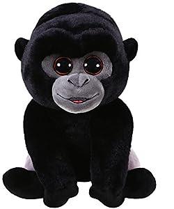 Ty- Beanie Babies Bo, Gorila, 23 cm (United Labels Ibérica 96326TY)