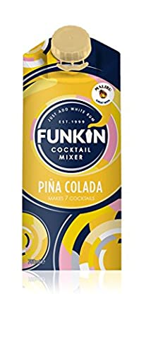 Funkin Pina Colada Cocktail Mixer 750ml (Pack of 6)
