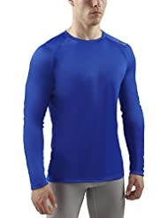 Sub Sports Men's Heat Stay Cool Longsleeve T-Shirt Tech