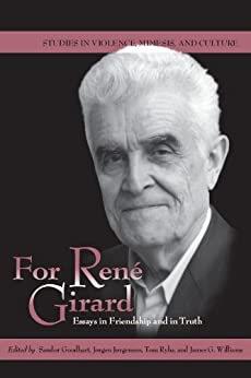 curing essay girard rene violence Read and download curing violence essays on rene girard free ebooks in pdf format - telecom made easy money saving profit building solutions for home businesses.