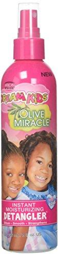 Afican Pride Dream Kids Olive Miracle Detangler 236ml (Detangler Plus)
