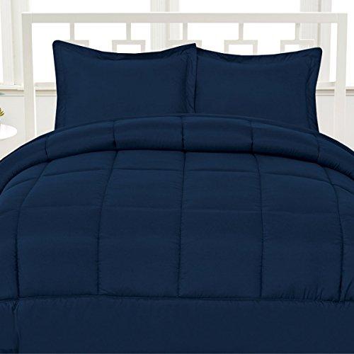 Aurora Betten Luxuriöse Daunen Alternative weichen stabiler Karton Stitch gebürstet Mikrofaser Tröster Betten