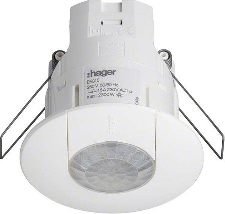 Hager-EE815-Bewegungsmelder 360, Monoblock