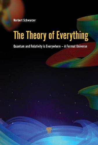 The Theory of Everything: Quantum and Relativity Is Everywhere - a Fermat Universe