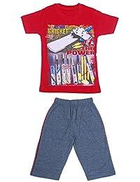 Light Gear Cotton Boy's Dress Set
