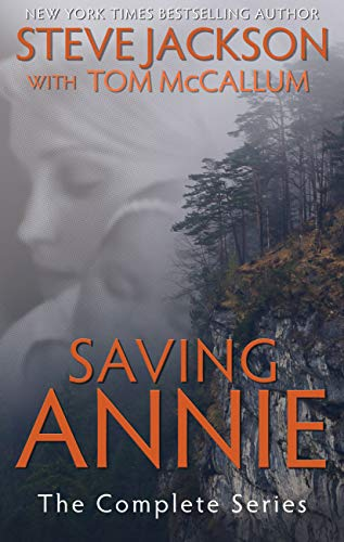 SAVING ANNIE: The Complete Series (A True Crime Series) (English Edition)