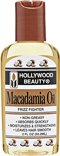 Hollywood Beauty - Hollywood Beauty Macadamia Oil Frizz Fighter 59.2 - Volume : 60 ml.