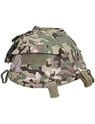 Housse de casque avec poches réglable Opération de Camo