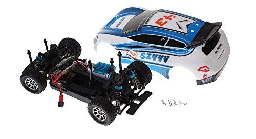 Wltoys A949 1/18 2.4GHz 4WD R/C Rally Car 50kmH schnell - 5