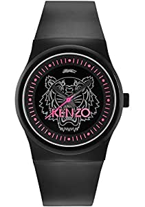 Kenzo Tiger Head Unisex Watch K0012002