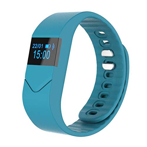 Yallylunn M5S Smart Bracelet Heart Rate Monitor Waterproof Bluetooth Smart Watch Schlafmonitor SchrittzäHler Der Niedrigen Intelligenten Energieverbrauch