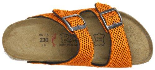 ORANGE SANTIAGO adulto Orange MESH 513273 Sandali TREKKING Birki TEX Arancione unisex vS7ndqx6