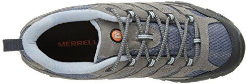 Merrell Moab 2 Ventilator, Stivali da Escursionismo Donna Smoke
