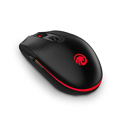 c3d54504efc Mice - TENMOS T10 Wireless Computer Mouse Rechargeable Optical Led ...