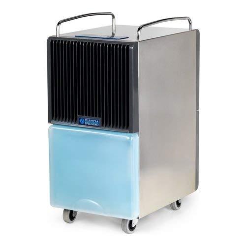 Olimpia Splendid SeccoProf 28 Deshumidificador, 10 litros, Azul