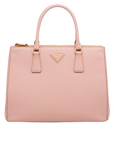 Prada Damen 1Ba274nzvf0236 Rosa Leder Handtaschen