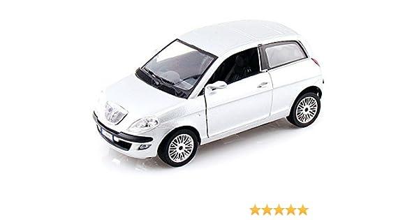 2003 Lancia Nuova Ypsilon 1//24 Silver